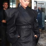 Christina Aguilera   Leaving The Tonight Show in New York City on June 14 06
