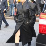 Christina Aguilera   Leaving The Tonight Show in New York City on June 14 07
