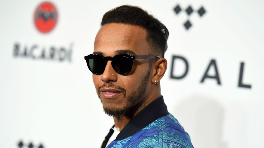 skynews lewis hamilton music 4347864