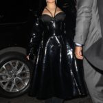 Christina Aguilera   At 1 Oak Harpers After Party In New York City   September 8 01
