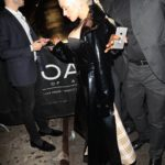 Christina Aguilera   At 1 Oak Harpers After Party In New York City   September 8 04
