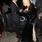Christina Aguilera   At 1 Oak Harpers After Party In New York City   September 8 06