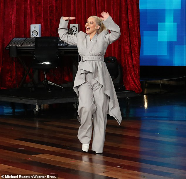 9133562 6644789 Big news Christina Aguilera is the newest pop star to stake her  m 32 1548779525973