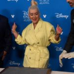 Christina Aguilera   D23 Disney 2B event at Anaheim Convention Center on August 232C 2019 in Anaheim2C CA 03
