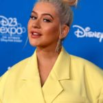 Christina Aguilera   D23 Disney 2B event at Anaheim Convention Center on August 232C 2019 in Anaheim2C CA 11