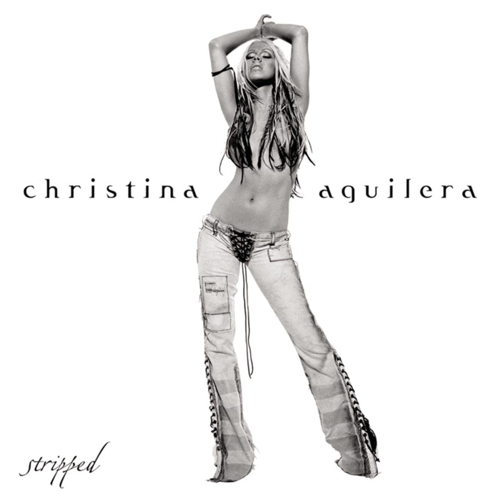 Stripped Álbum